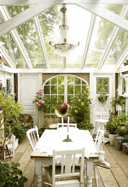 sun room winter garden home architecture house eating space interior design