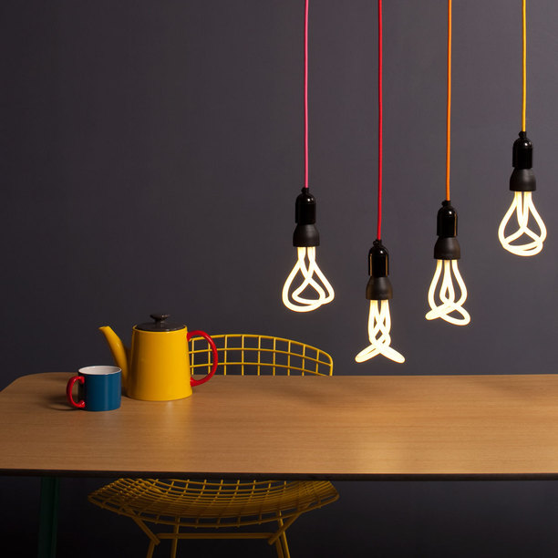 plumen bulb, lights, lighting, design, furniture