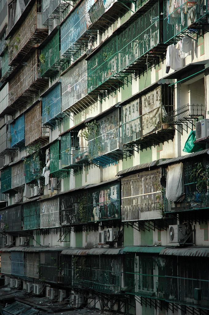 slum, slumscape, architecture, living, photography, balconies, housing, poor, dense