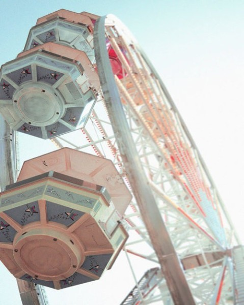 photography, architecture, design, colour, ferris wheel, big wheel, fun fare, photo, image, structure