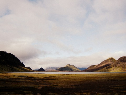 landscape photograph iceland photography nature mountain sky earth beautiful silence peaceful empty lake