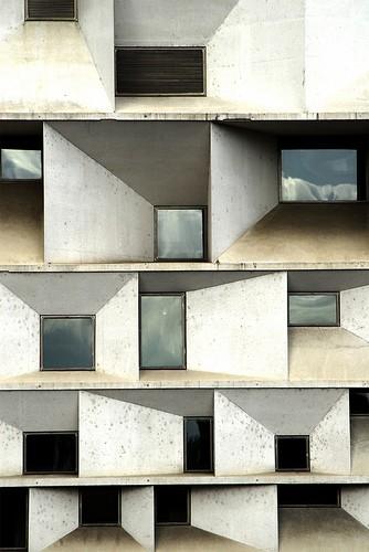 windows, architecture, photo, photography, design, Auditorio de Leon, Mansilla y Tuñón, perspectives, Spain