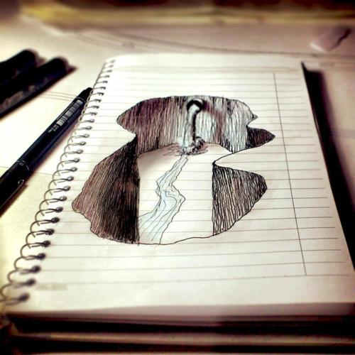 We doodle