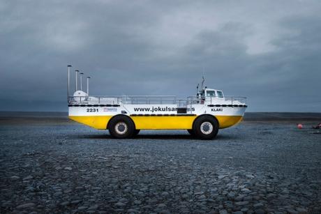 moving, boat, wheels, photo, photography, yellow, vehicle, travel, ship