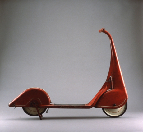 bicycle bike vintage biking road design cool vintage scooter vespa italy car product design photography art photo image red colour