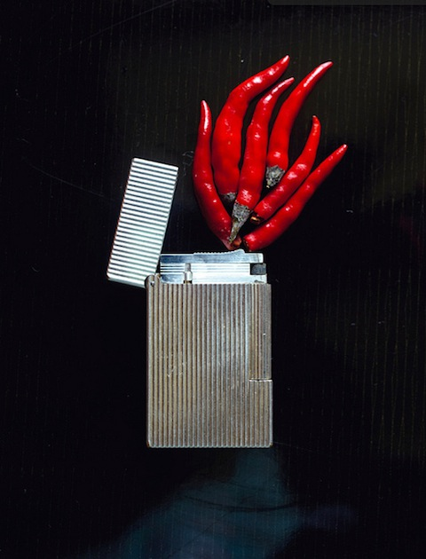 fire art lighter peppers chili spicy design smoking