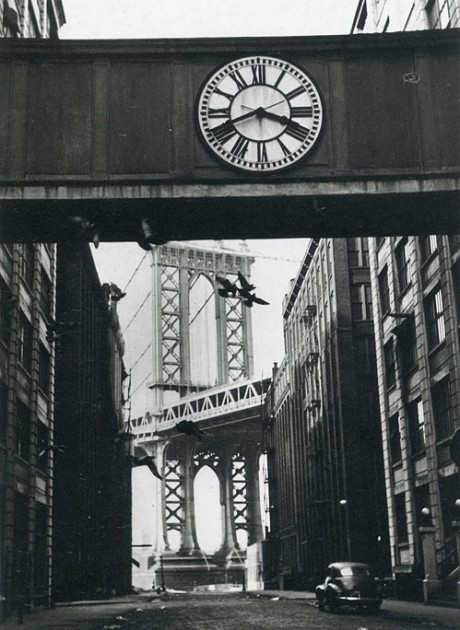 godfather brooklyn bridge new york vintage architecture photography black and white street bridge city urban dark