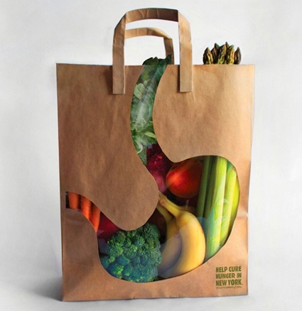 help cure hunger in new york design morning fresh start healthy fruit nutrition shopping bag environmentally friendly cooking shopping market foods goods photography photo image life exotic style