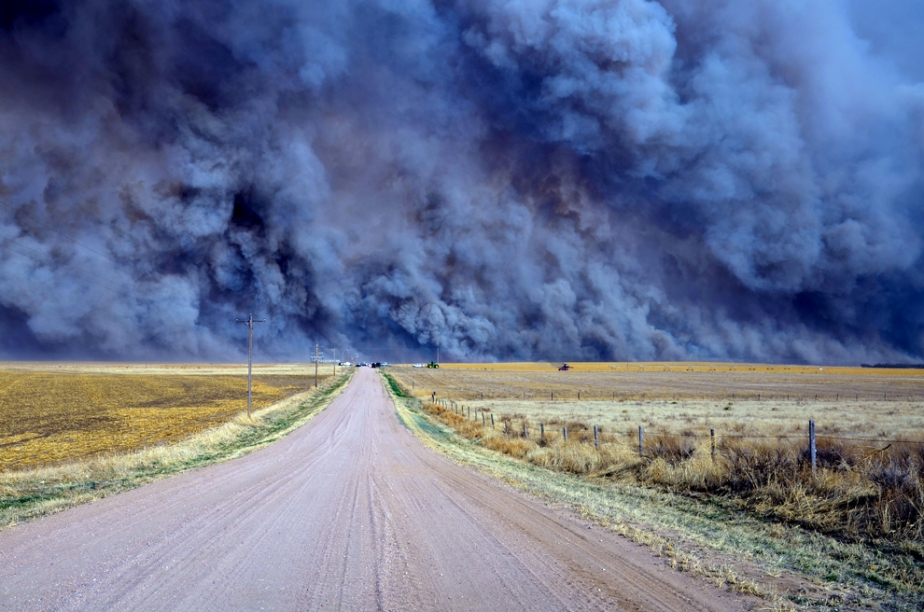 smoke, fire, blue smoke, Colorado, blue storm, weather, stony, funky colour blue clouds big road landscape photography photos images