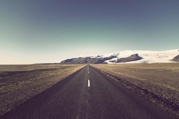 road trip iceland stunning beautiful landscape photography tumblr straight street pavement horizon endless infinite road art best photography blog wordpress