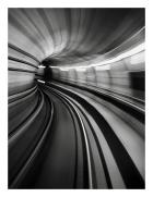 urban tunnel railway subway underground tube train lights speed time travel destination station tunnel lights photography photo motion