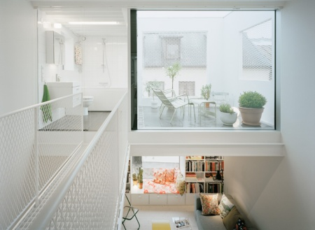 swedish modern townhouse minimalist architecture scandinavian architects small village town modern design facade white modern interior decor style beautiful context living room furniture simple simplistic japanese minimalism