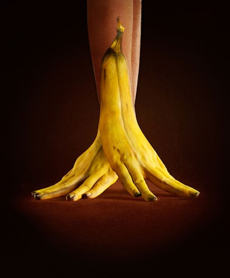 hand painting illusion art photography artist illustration paint craft optical illusion ad campaign creative painting amazing body hand painting 3d drawing