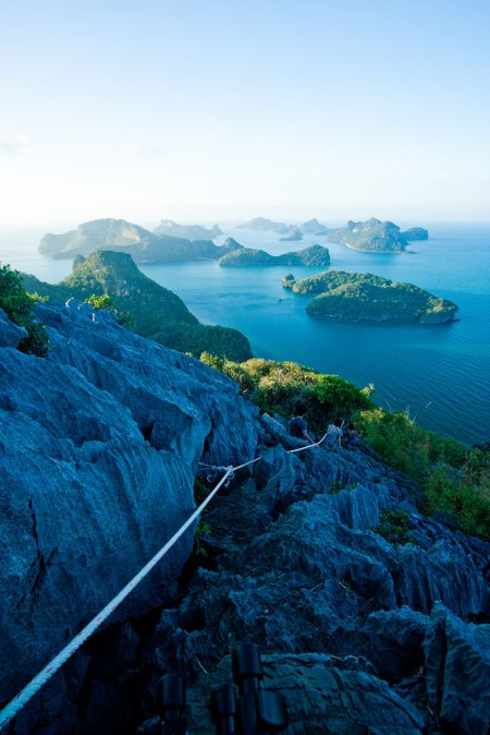 islands landscape asia photography thailand marine park water holiday travel adventure journey