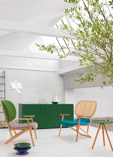 Liberi Tutti interior design ruy teixeira italy spain portugal modern interior furniture decoration style fashion magazine inspiration designer scandinavian timer concrete materials light contrast colours colors