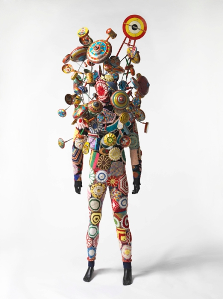 soundsuits performance artist nick cave costume art music objects movement sounds dance ballet art american artist cool funky amazing
