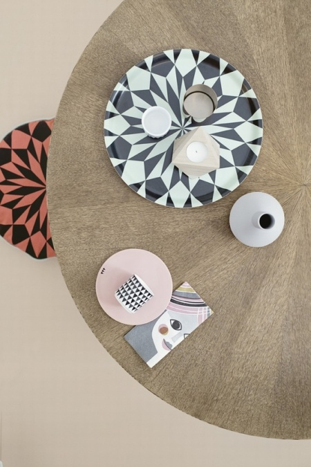 table modern design Ferm Living helps make your kitchen your favorite place to be with its modern kitchen accessories. Choose from bright, organic tea towels, mix and match dinnerware, graphic cups and thermo mugs, geometric serving trays, coasters, natural cork items and more!