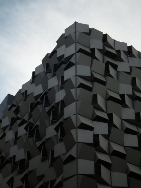 facades architecture skin organic architecture solar shading envelop modern architecture facade panels cladding black and white
