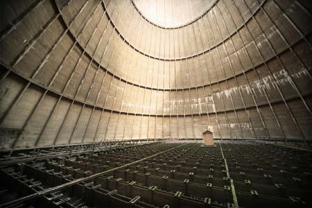 cooling tower abandoned power plant netherlands utrecht photography architecture great amating