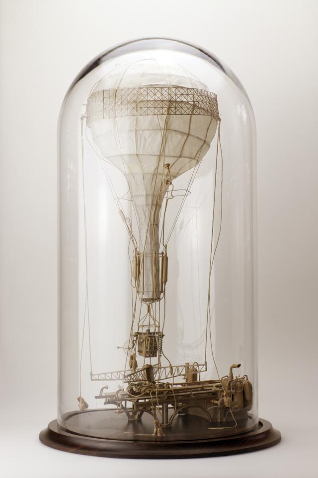amazing intricate cardboard models sculptures artwork art