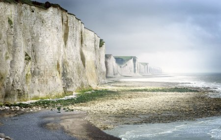 dover coast white cliffs england  cover chalk stone landscape coast england uk great britain nature travel visit places tourist attraction sea ocean spring rocks