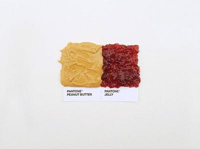 pantone breakfast design color food pair artist designer pantone color scheme numbers tones food photography