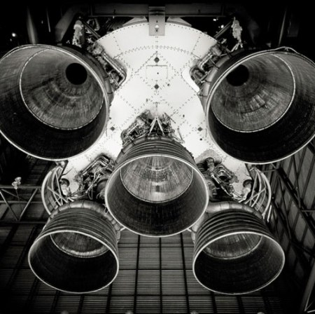 space shuttle engines boosters rocket nasa rocket black and white photography kennedy space center orlando florida