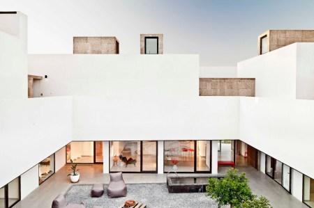 architecture portugal house villa white concrete beautiful design detail minimalist architectural photography architects portuguese climate view