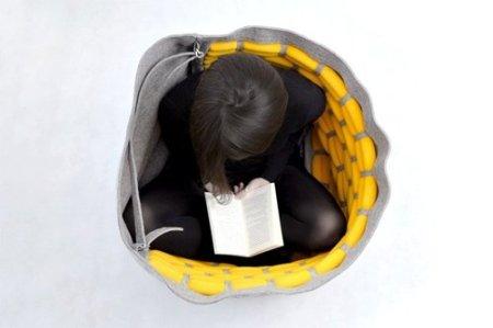 designn cozy feld fabric prague based furniture design cozy flexible furniture snug comfortable industrial product furniture design interior