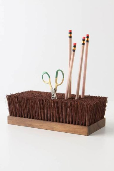 pencil-holder DIY wood timber object design product table pens pencil office cute interior shop buy order online art accessoires