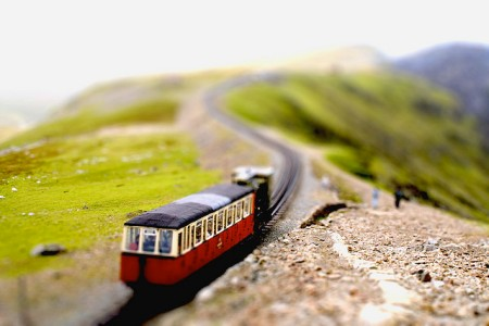 tilt shift photography perspective landscape city technique camera photoshop post-work editing processing focal length blur how to do tilt shift photography tutorial