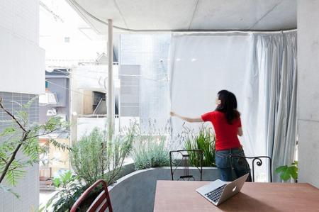 Garden & House by Ryue Nishizawa 1