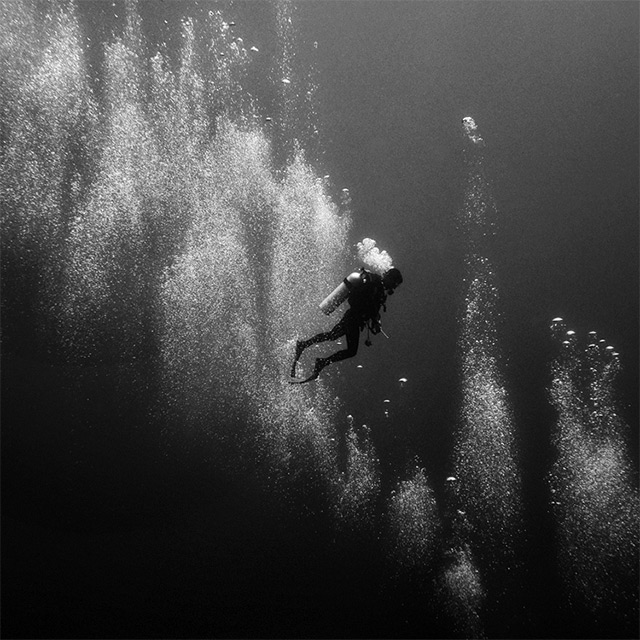 Black and White Underwater Photography by Hengki Koentjoro (3)