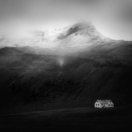 Inspired by the music of Sigur Rós, Greek photographer Peter Zéglis travels to the ends of the world to capture natures fascinating contrasts