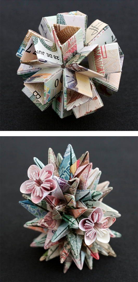 Money Sculptures by Kristi Malakoff (3)