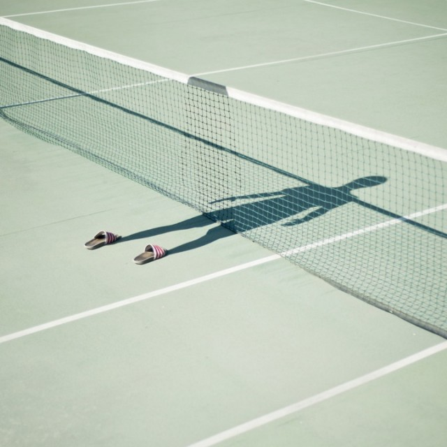 Cool and innnovative set of photographs from the series 'I'm not here' in which photographer Pol Ubeda Hervas captures the human absence from its surroundings. The concept behind the series is deeply metaphorical, visual food for though reflecting the situations where the change is irreversible and we cannot even recognize ourselves.