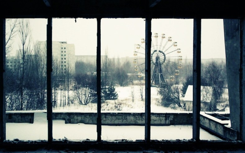 City of Pripyat, Ukraine