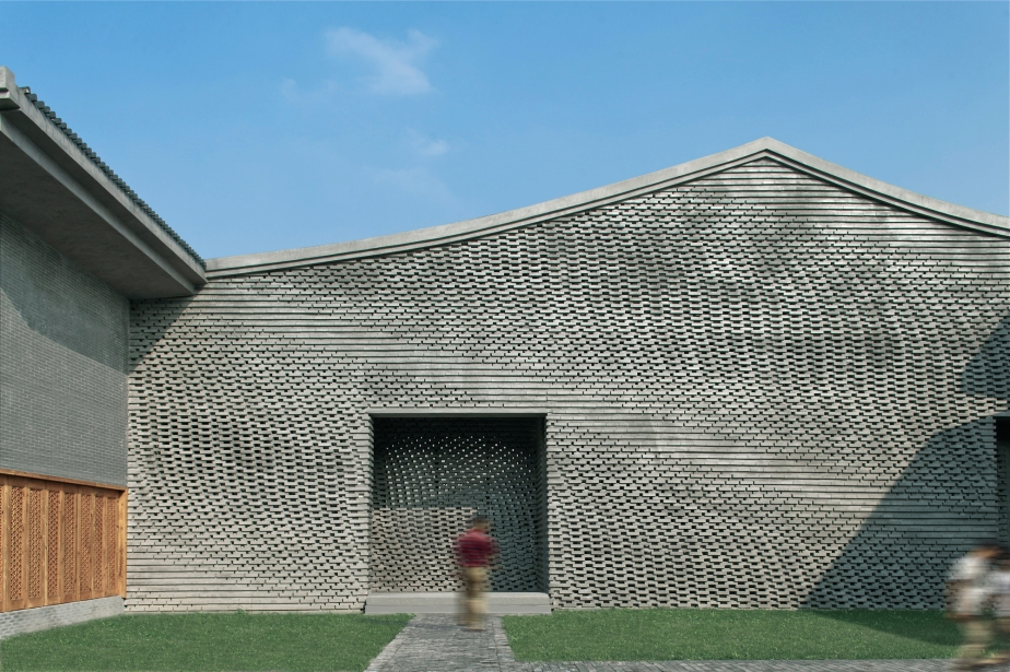 The Lanxi Curtilage, International Intangible Cultural Heritage Park, Chengdu, China designed by Archi Union Architects Inc and photographed by SHEN Zhonghai