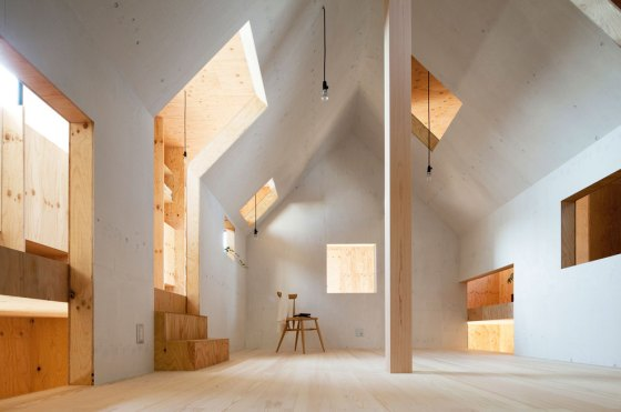 Ant House by mA-style architects (8)