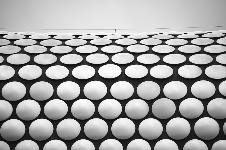Selfridges Building by Future Systems. Photos by Giles McGarry (2)