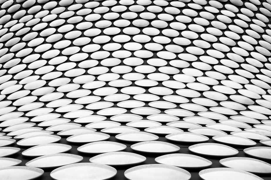 Selfridges Building by Future Systems. Photos by Giles McGarry (3)