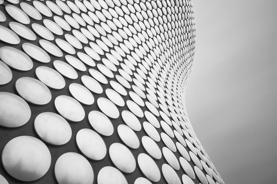 Selfridges Building by Future Systems. Photos by Giles McGarry (4)