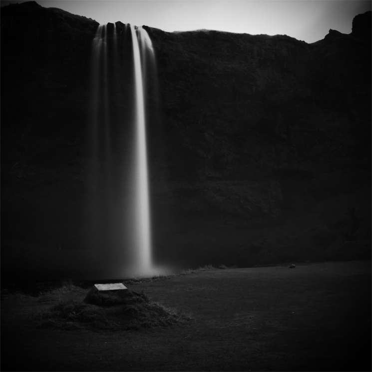 Stark Black and White Photographs of Waterfalls by Massimo Margagnoni (3)