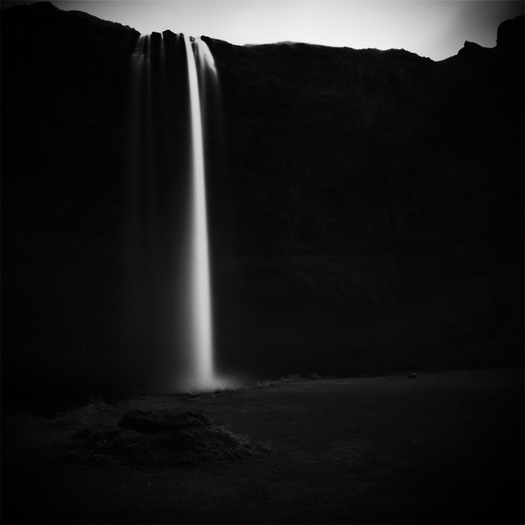 Stark Black and White Photographs of Waterfalls by Massimo Margagnoni (5)