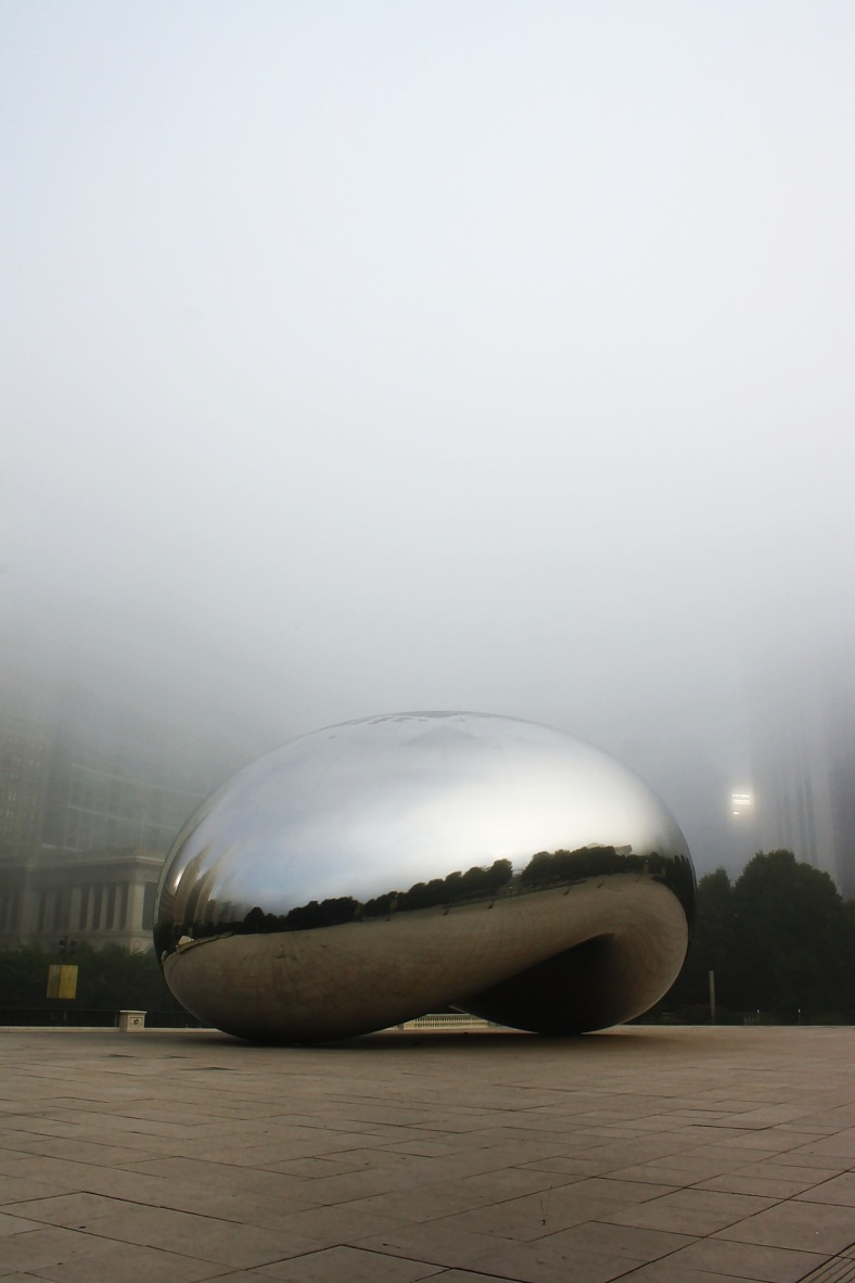 Foggy Morning at Cloud Gate rcruzniemiec (2)