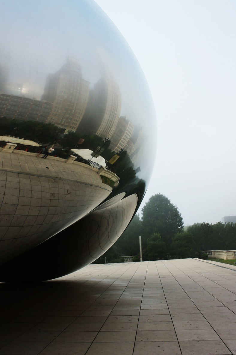 Foggy Morning at Cloud Gate rcruzniemiec (4)