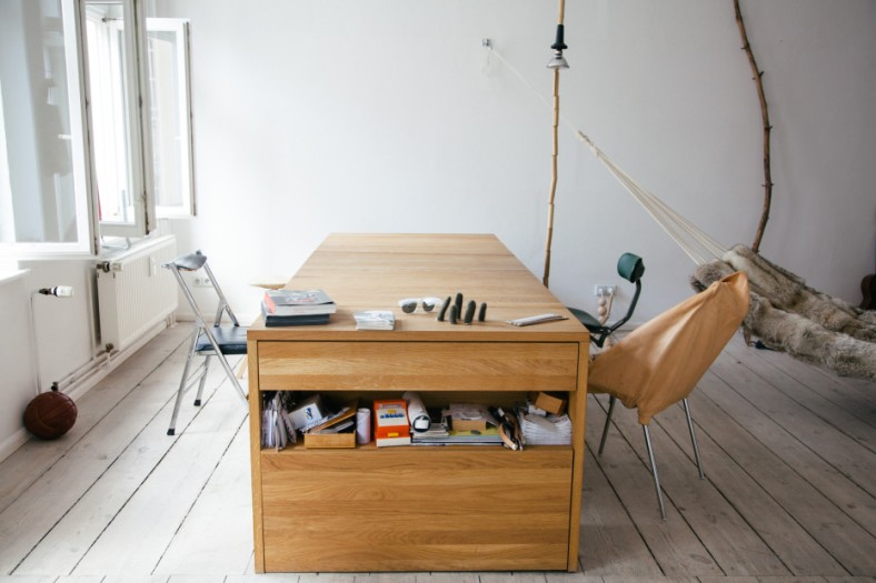 The Workbed by Ines Kaag and Desiree Heiss, of BLESS (1)