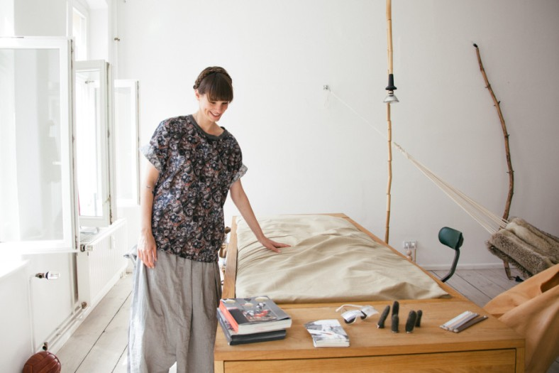 The Workbed by Ines Kaag and Desiree Heiss, of BLESS (2)