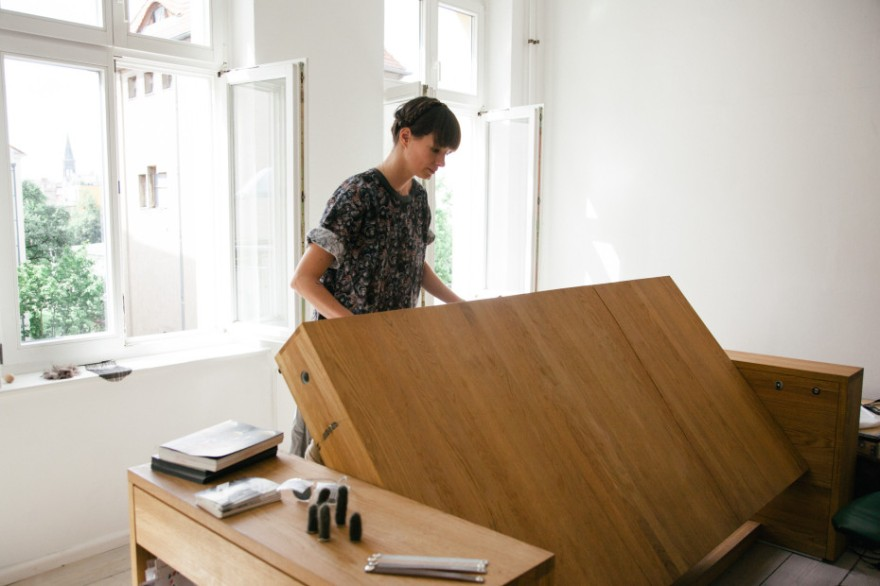 The Workbed by Ines Kaag and Desiree Heiss, of BLESS (4)