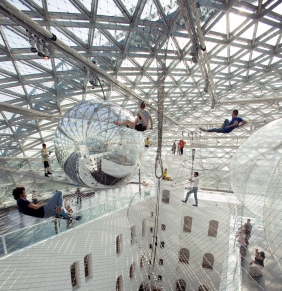 Tomas Saraceno - In Orbit (2013 (3)